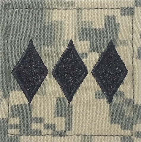 O6 ROTC Colonel ACU Rank with Hook Fastener - Insignia Depot