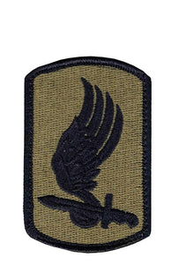173rd Airborne OCP Patch with Hook Fastener (pair) - Insignia Depot