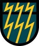 12th Special Forces Group Flash - Insignia Depot