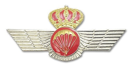 Spain Jump Wings - Insignia Depot