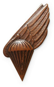 Latvian Foreign Jump Wings - Insignia Depot