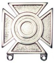 Weapons Sharpshooter Brite Pin-on Badge - Insignia Depot