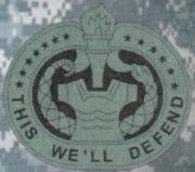 Drill Sergeant-Instructor ACU Sew-on Badge - Insignia Depot