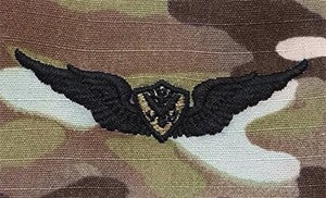 Aircrew Basic OCP Sew-on Badge - Insignia Depot