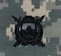 Diver Special Operations ACU Sew-on Badge - Insignia Depot
