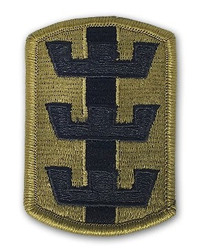 130th Engineer Brigade OCP Patch with Hook Fastener (pair) - Insignia Depot