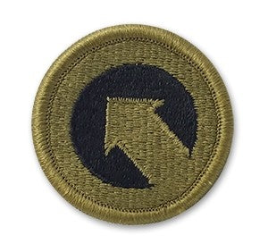 1st Support Command (COSCOM) OCP Patch with Hook Fastener (pair) - Insignia Depot