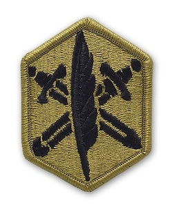85th Civil Affairs OCP Patch with Hook Fastener (pair) - Insignia Depot