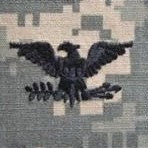 O6 Colonel ACU Sew-on 2x2 - Insignia Depot