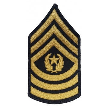 Command Sergeant Major - CSM
