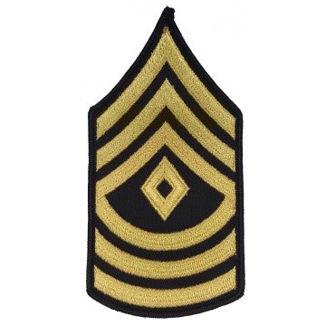 First Sergeant - 1SG