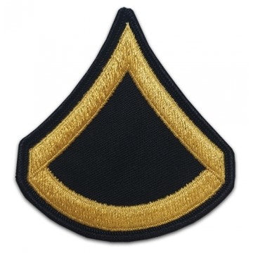 Private First Class - PFC