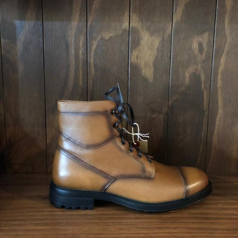 Bota Bristol 9901 Miel Extra Light