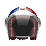 Casco Ruby Jet France
