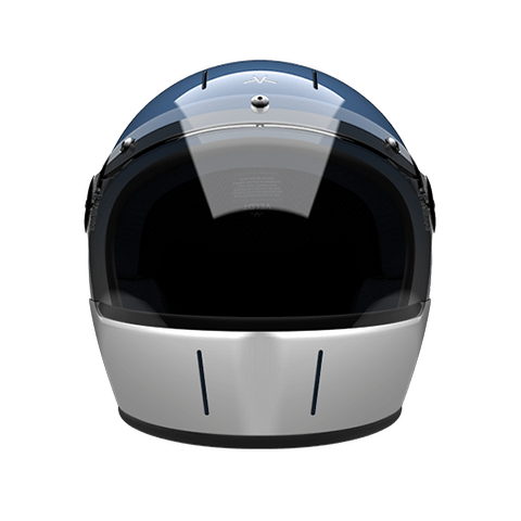 Casco Veldt Gradient Blue Velour