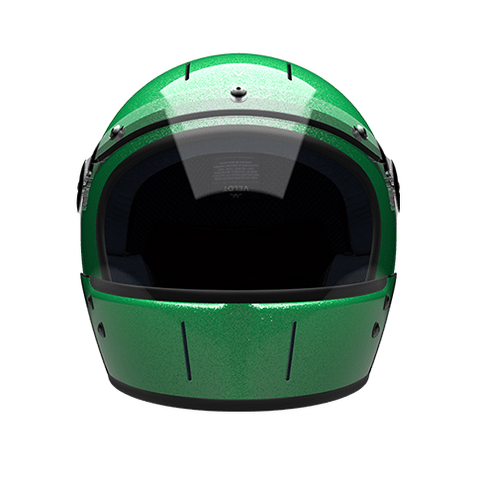 Casco Veldt Green Flake Velour