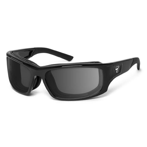 Panhead Matte Black Photochromic Day Night DARKshift
