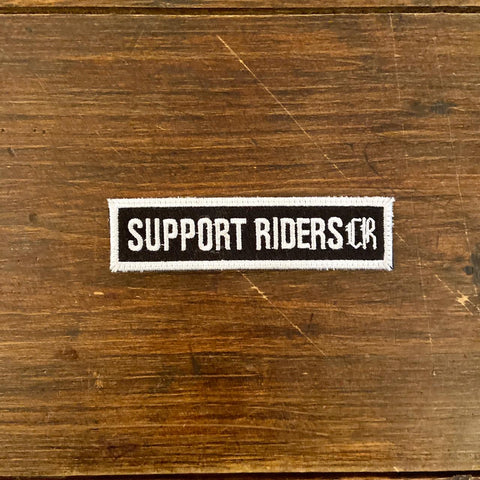 Parche Support Riders