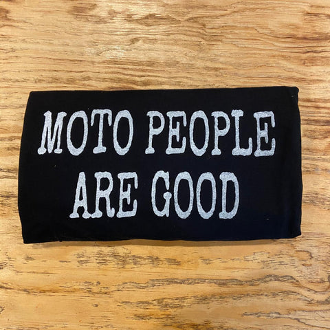 Playera Moto People Are Good CRG