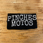 Playera Pinches Motos Negra CRG
