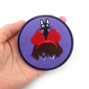 Kiki's Delivery Service Embroidered Patch