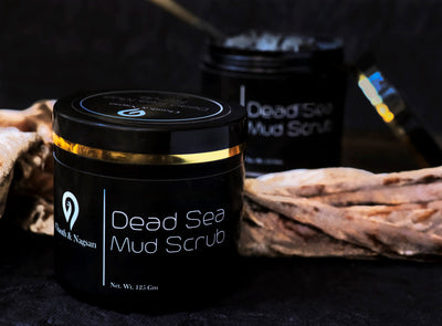 WHY DEAD SEA MUD IS IMPORTANT FOR HEALTHY SKIN AND BODY