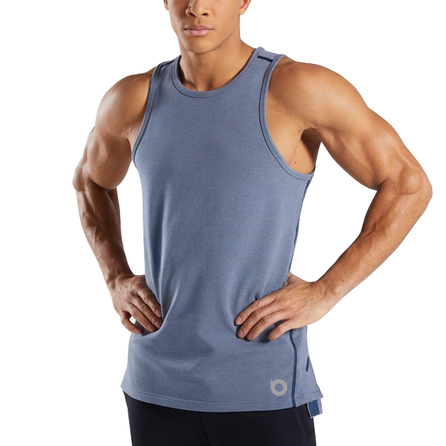 Branded Wholesale Men's Tank Top Supima Cotton