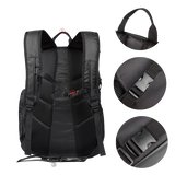Balandi Blackout Team Equipment Backpack | Custom Backpacks & Bags