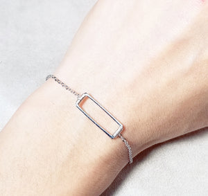 Rectangle bracelets