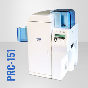 Nisca PR-C151 Dual-Sided Color ID Card Printer