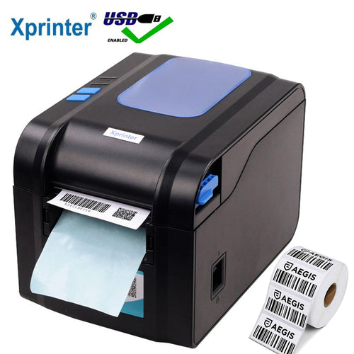Xprinter Barcode Printer Thermal Label Printer