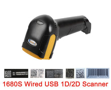 Load image into Gallery viewer, Handheld Barcode Scanner - 1D, 2D & QR