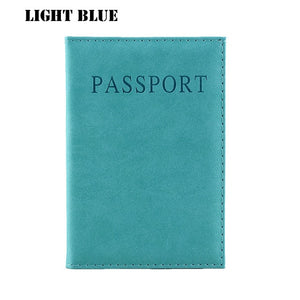 Passport Cover Waterproof