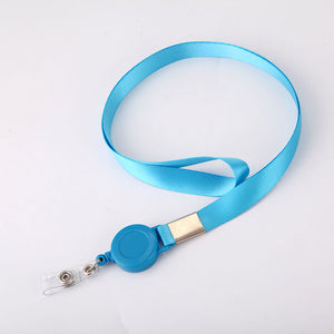 Card Holder Retractable Lanyard