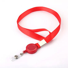 Load image into Gallery viewer, Card Holder Retractable Lanyard