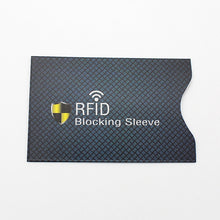 Load image into Gallery viewer, ID Sleeve - RFID Blocking