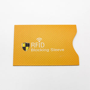 ID Sleeve - RFID Blocking