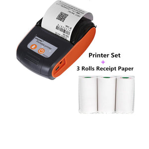 Mini Pocket Size Wireless Printer Thermal
