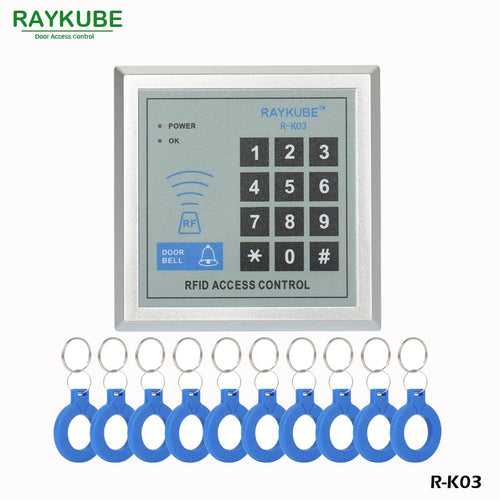 RFID Reader Access Control Keypad