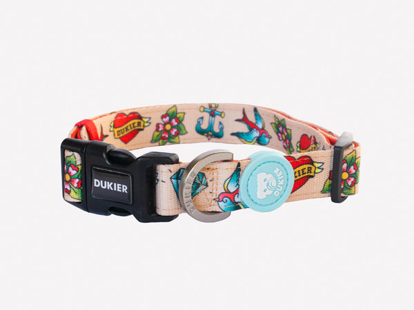 TATTOO DOG COLLAR