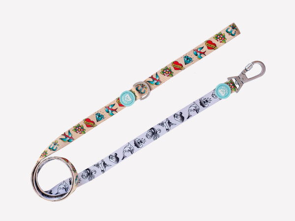TATTOO LEASH FOR DOGS