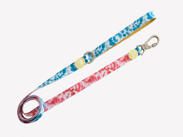 TIE-DYE LEASH FOR DOGS