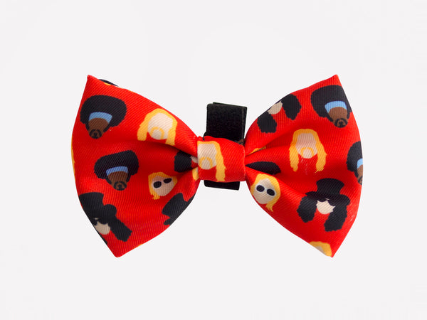 ROCK BOW TIE FOR DOGS