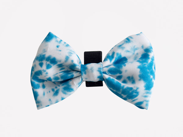 TIE-DYE BOW TIE FOR DOGS