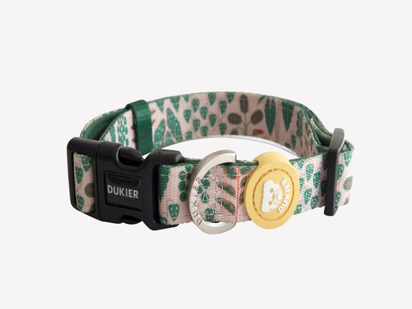 PLANTS DOG COLLAR