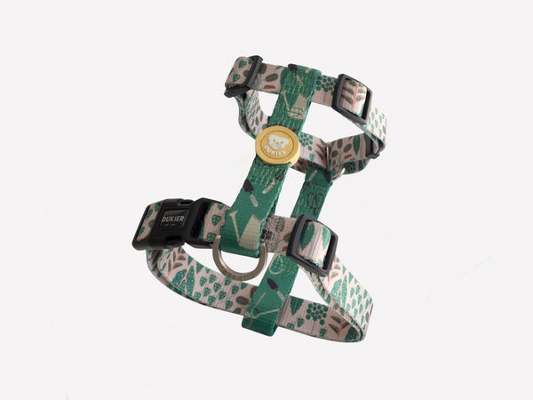 PLANTS CLASSIC DOG HARNESS