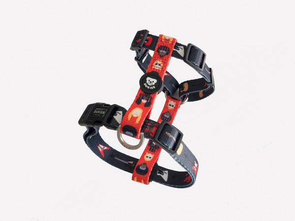 ROCK CLASSIC DOG HARNESS