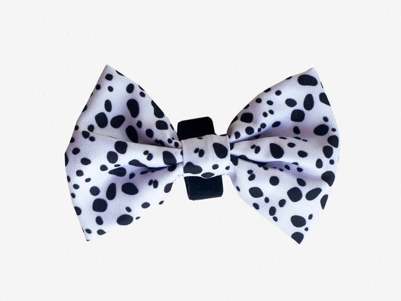 DALMATIAN BOW TIE FOR DOGS