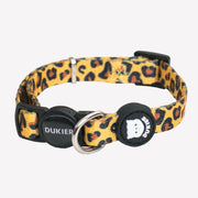 ANIMAL PRINT COLLAR FOR CATS - Dukier Store