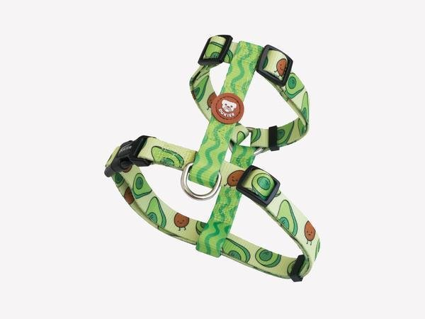 AVOCADO CLASSIC DOG HARNESS - Dukier Store